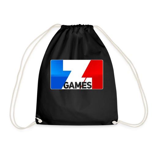 9815 2CZoominGames so MLG - Drawstring Bag