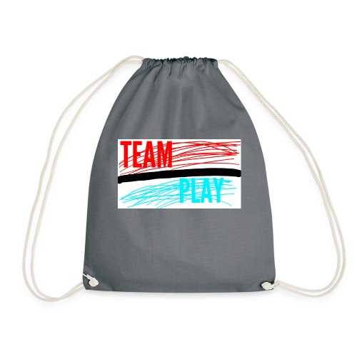 TEAM PLAY - Drawstring Bag