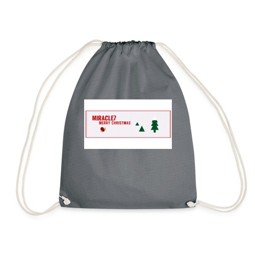 Christmas Exclusive - Drawstring Bag