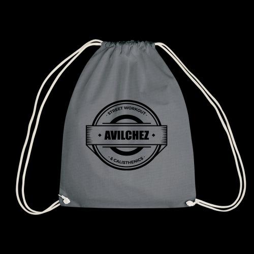 AVilchez Logo Negro - Mochila saco