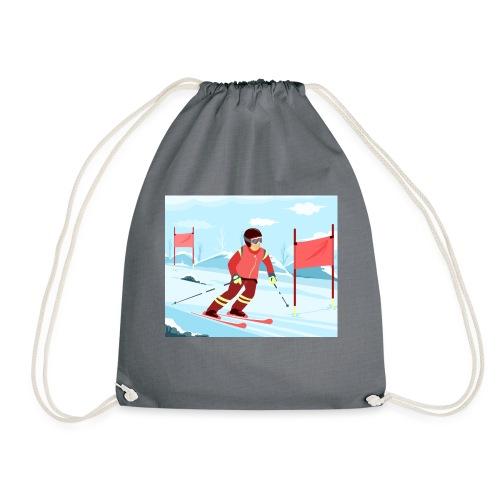 Professional Skier - Turnbeutel