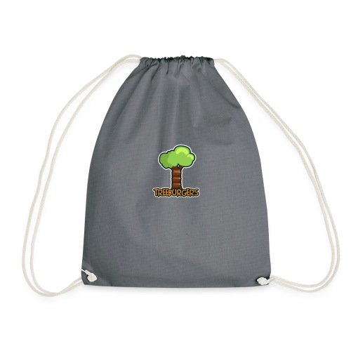 Treeburgers big logo - Sportstaske