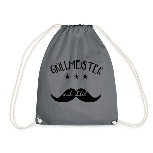 GRILLMEISTER BBQ MOUSTACHE - Turnbeutel