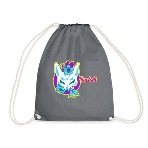 Nuelath fox Logo - Drawstring Bag