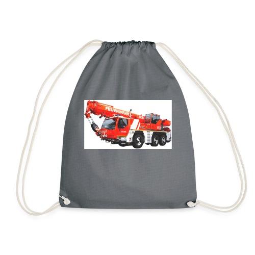 Feuerwehrkran Leipzig - Turnbeutel