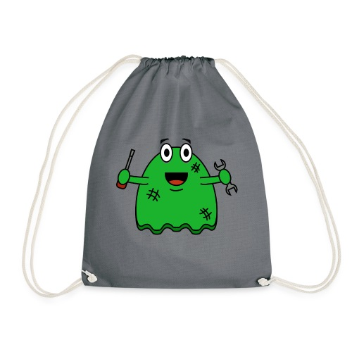 I'm a Bogey - Drawstring Bag