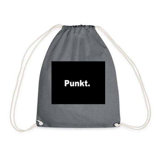 Punkt - Turnbeutel