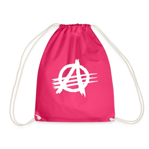 AGaiNST ALL AuTHoRiTieS - Drawstring Bag