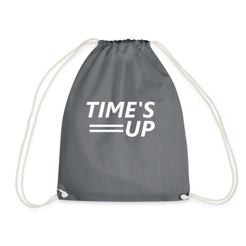 TIME'S UP («C'est fini») - Sac de sport léger