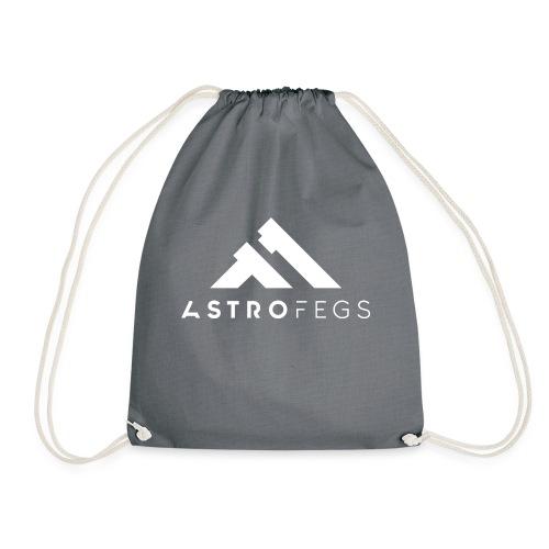 ASTROFEGS LOGO 02 - Gymbag