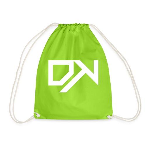 DewKee Logo Mug White - Drawstring Bag