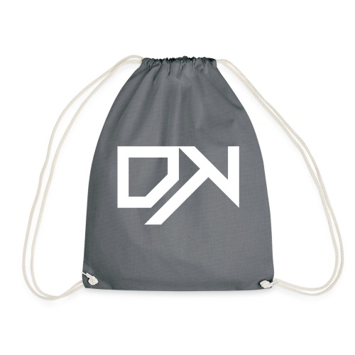 DewKee Logo Mug White - Drawstring Bag