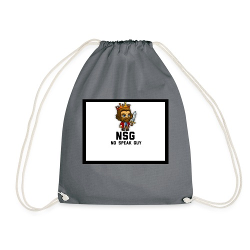 Test design - Drawstring Bag