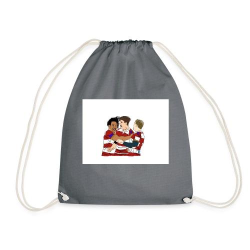 bateman - Drawstring Bag