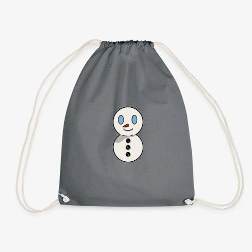 bonhomme de neige - Sac de sport léger