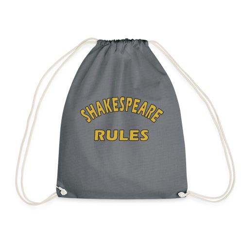 Shakespeare Rules - Drawstring Bag