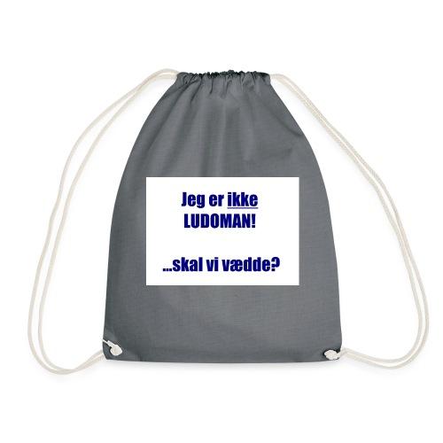 Ludoman_DK-jpg - Drawstring Bag