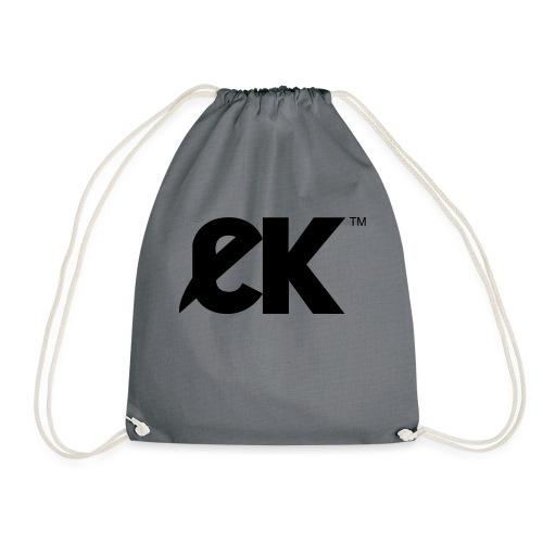 EK logo Black Central - Sac de sport léger