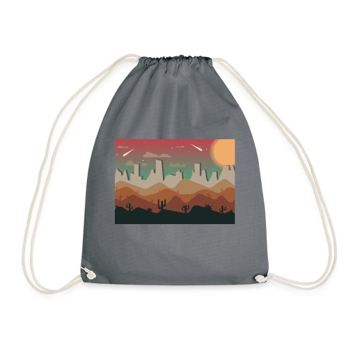 greatestlandscape2 - Drawstring Bag
