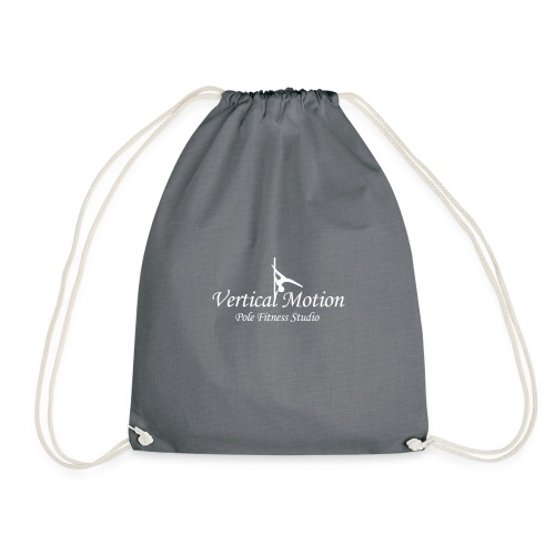 VERTICAL MOTION LOGO NO BACKGROUND 1 - Drawstring Bag