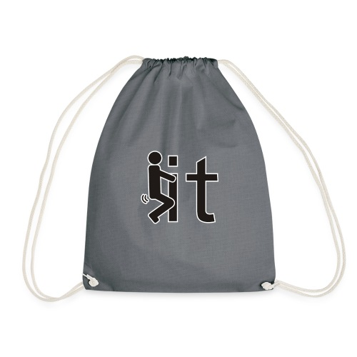 Fuck It - Drawstring Bag