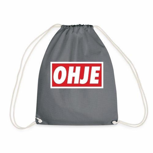 Ohje Obey - Turnbeutel