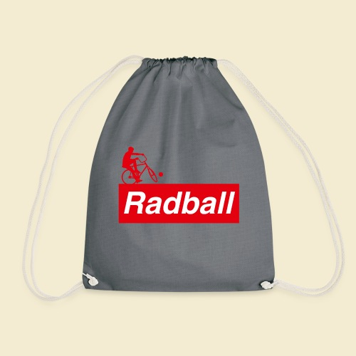 Radball | Red - Turnbeutel