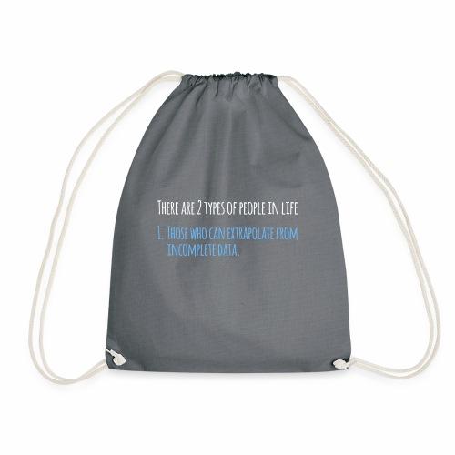 Genius - Drawstring Bag