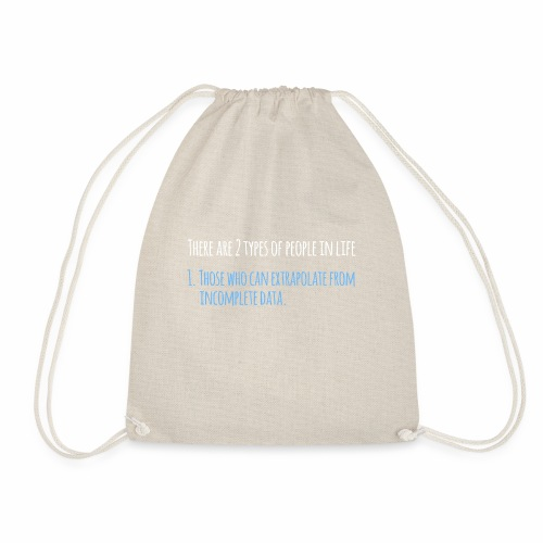 Genius - Drawstring Bag