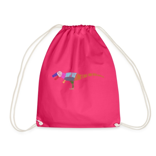 DINOSAUR - Drawstring Bag