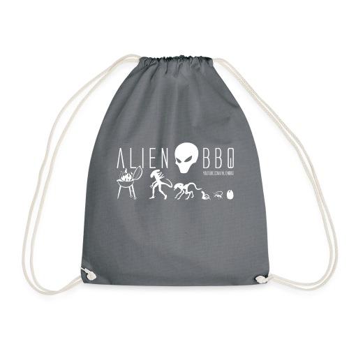 ALIEN BBQ The History - Turnbeutel