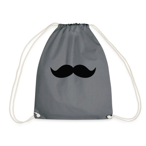 Mustache-Barbier - Turnbeutel