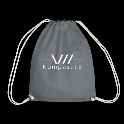 Kompass13 logo - Turnbeutel