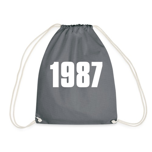 1987 - Drawstring Bag