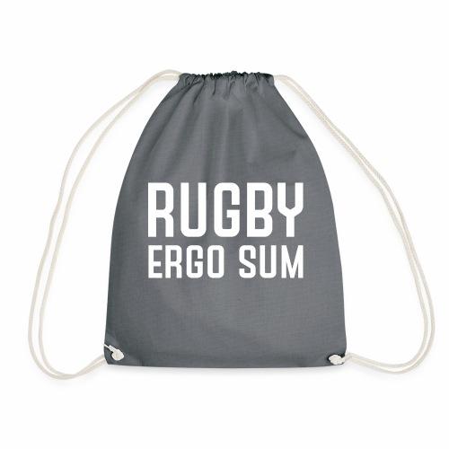 Marplo RugbyergosUM WHT - Sacca sportiva