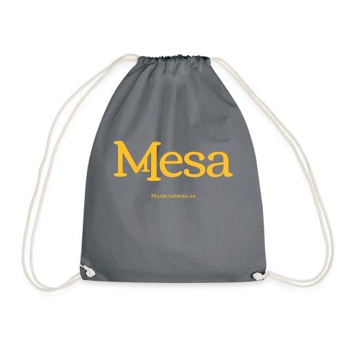Nuestra Mesa - Mochila saco