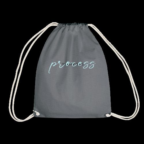 Trust the process - Drawstring Bag