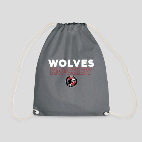 Wolves Hockey - Turnbeutel