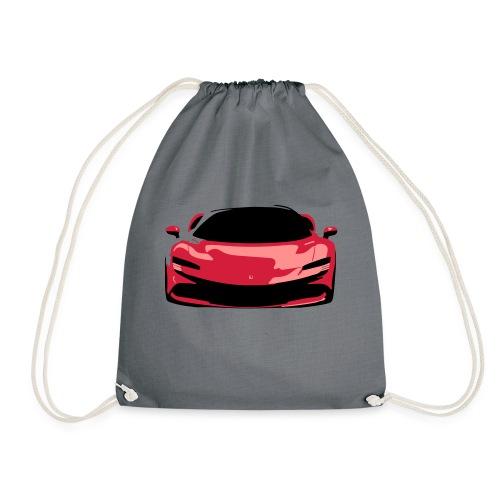Super Car - Turnbeutel