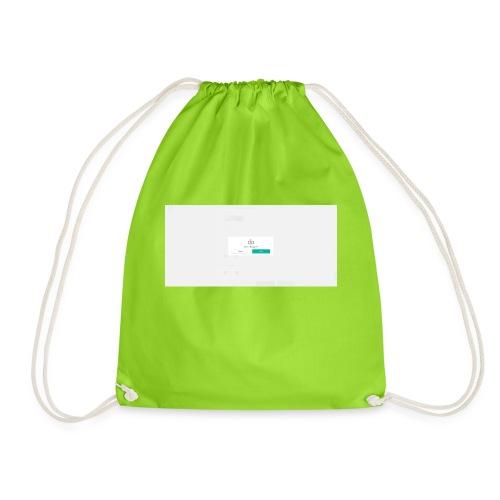 dialog - Drawstring Bag