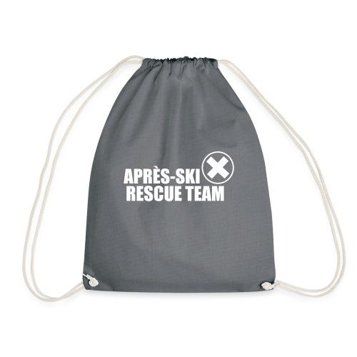 APRÈS SKI RESCUE TEAM 2 - Drawstring Bag
