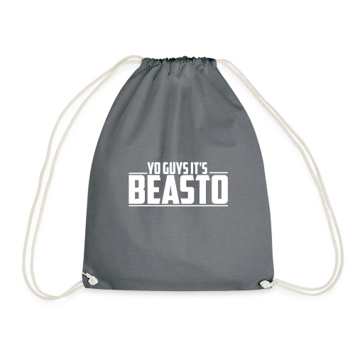 Yo Guys, It's Beasto Best-Sellers - Drawstring Bag