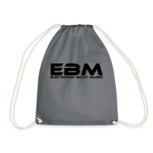 EBM Electronic Body Music - Turnbeutel