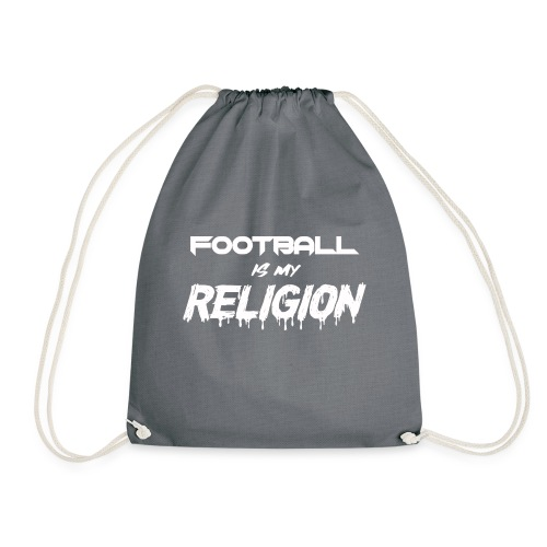 Football is my Religion - Turnbeutel
