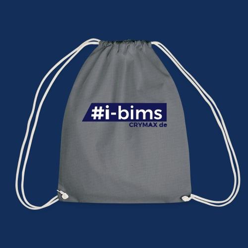 #i-Bims - Turnbeutel