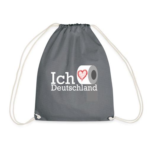 Ich liebe Deutschland - Turnbeutel