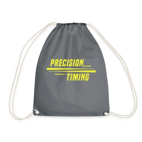 PRECISION & TIMING - Sportstaske