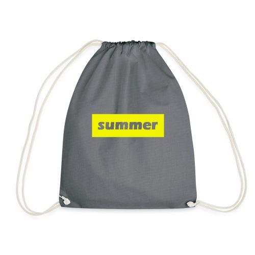summer - Gymtas