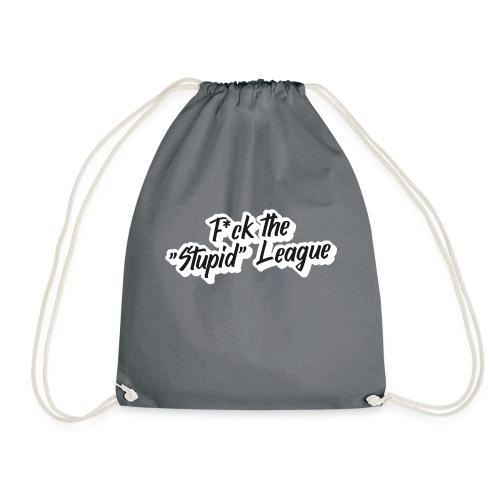 The Stupid League - Drawstring Bag