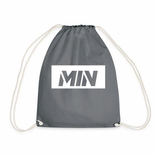 BIJELA LOGO MAJICA - Drawstring Bag